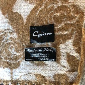 Cejon Accessories - CeJon Soft Rose Scarf - Made In Italy